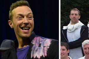 coldplay superstar chris martin has just bigged up a small devon sports club