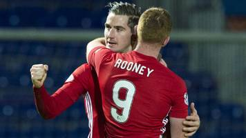 highlights: ross county 2-4 aberdeen