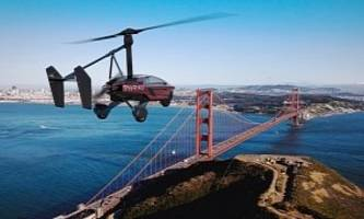 flying car for the rich will land at the geneva auto show