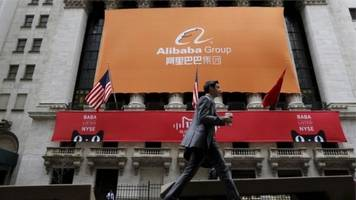 alibaba sales jump 56% after record singles day performance