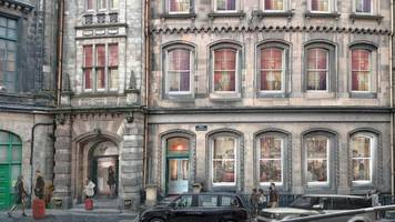 first virgin hotel outside us to be located in edinburgh