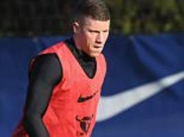 ross barkley set to miss chelsea's clash with watford