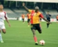 i-league 2017-18: east bengal 1-0 indian arrows: dudu omagbemi's last minute header saves red and gold's blushes