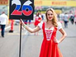 sport needs the glitz of grid girls, says rachel johnson