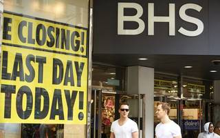 the man who set up doomed sale of bhs scrutinised on possible ponzi scheme