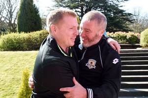 neil lennon and ally mccoist should be appointed scotland co-managers - hotline