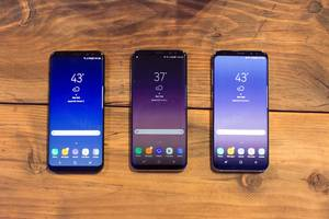 samsung fans may have to shell out at least $100 more for the galaxy s9 compared to last year's phone