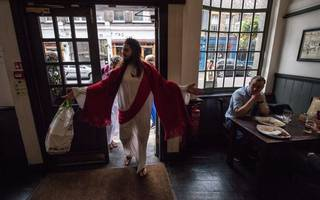 leisure spending is holding up as millennials hit the pub
