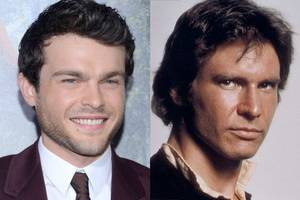 harrison ford played off-camera yoda to alden ehrenreich on 'solo'