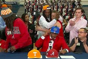 jacob copeland defies bama-loving mom to sign with gators – don't count on dinner tonight