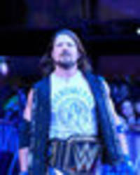 aj styles reveals he almost wrestled wwe legend at royal rumble