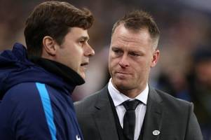 mauricio pochettino reveals how he plans to pay tribute to fantastic newport county boss michael flynn after fa cup clash at wembley