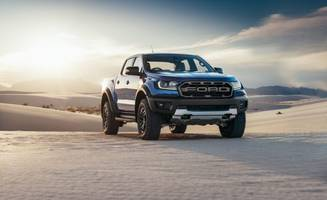 ford turns the ranger into a raptor, and we're (probably) getting it
