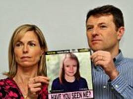 madeleine mccann's parents may use £750k in private search