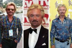 noel edmonds claims he saved somerset lady from suicide and talks about his belief that all humans are 'energy beings'