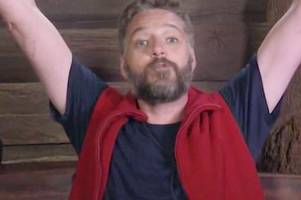 i'm a celebrity star iain lee in therapy admitting show experience 'was like taking lsd'