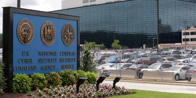 the nsa sent coded messages to a shadowy russian on its official twitter account