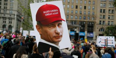 a shadowy russian tried to lure us officials into falling for dubious 'kompromat' on trump