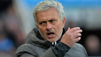 jose mourinho: man utd boss says team could have gone 10 hours without scoring