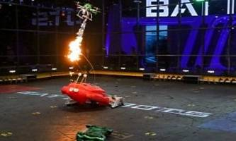 battlebots mayhem to air on discovery and science channel