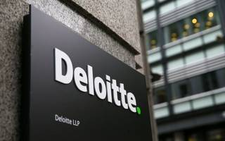 deloitte brought in to watch over interserve for the government