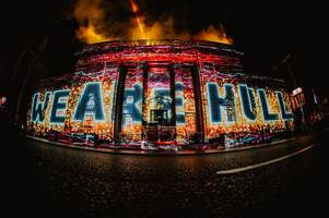 hull's year as city of culture celebrated in stunning new book