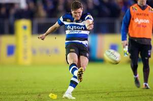 freddie burns knows this period is 'huge' for him and bath rugby