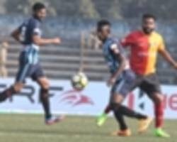 I-League 2017-18: Minerva Punjab 0-1 East Bengal: Cavin Lobo's bullet strike keeps Reds and Golds in title race