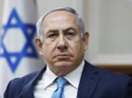 Israeli police recommend Benjamin Netanyahu is charged