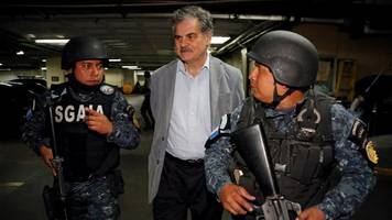 Oxfam International chair held over Guatemala graft scandal