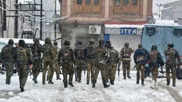 J&K: Anti-terrorist operation at Karan Nagar ends, two terrorists killed