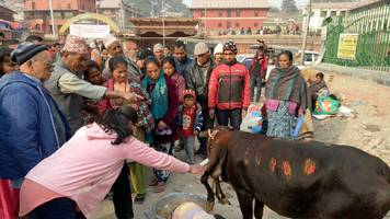 mahashivaratri being celebrated in nepal with religious gaiety & fervour