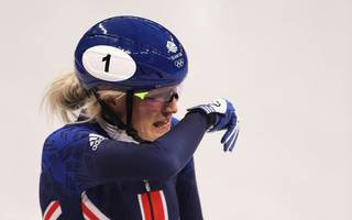 brit christie's medal hopes on ice after more olympic anguish
