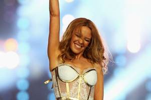 kylie minogue to make the voice return as guest mentor