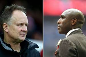 sol campbell? sean o'driscoll? your views on who should be next grimsby town manager