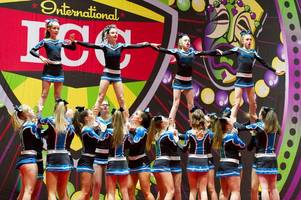 International Cheerleading Coalition Southern Championships: Plenty of thrills as 'bigger and better' competition excites spectators