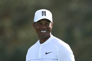 tiger woods warns young golf stars 'it's winning time' as he eyes further majors