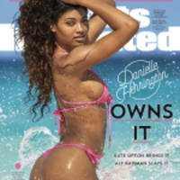"Danielle Herrington ""Owns It"" as the 2018 Sports Illustrated Swimsuit Cover Model"