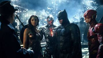 report: zack snyder was fired from justice league