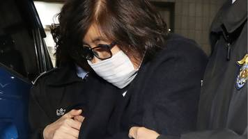 South Korea jails Choi Soon-sil, friend to Park Geun-hye, for corruption