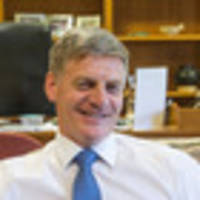 Bill English on why he resigned ... and the dream job he'd love to do next
