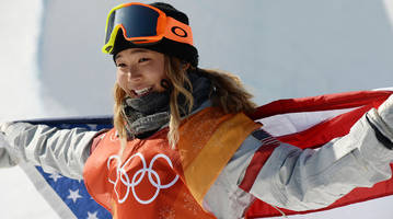 With an Endearing Personality and Unmatched Talent, Chloe Kim Emerges as the Star of the Winter Olympics