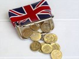 british workers set for best pay rise in a decade
