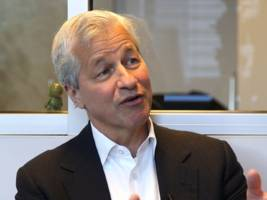 we asked jamie dimon why jpmorgan is forming a new healthcare company with amazon and berkshire hathaway — here's what he said (jpm, amzn)
