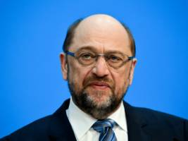 Germany coalition: SPD leader Martin Schulz resigns