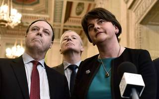 Northern Ireland power-sharing talks have collapsed