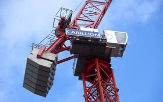 a magic circle law firm has just saved scores of carillion jobs