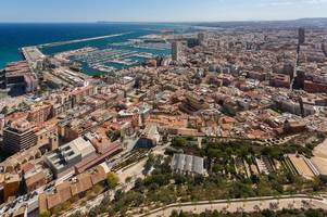 Newquay airport flights to Alicante in Spain will now operate year-round