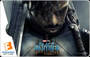 "fandango's black panther movie passes: ""just buying your tix here will land you a free black panther poster!"""