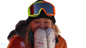 Chloe Kim: Why do some people get 'hangry'?